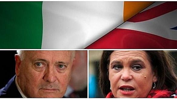 Sinn Féin absence on Commons Brexit vote 'great shame', says John Bruton