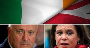 John Bruton criticised Mary Lou McDonald's Sinn Féin for not sitting in the Commons at such a critical time as the Brexit vote.