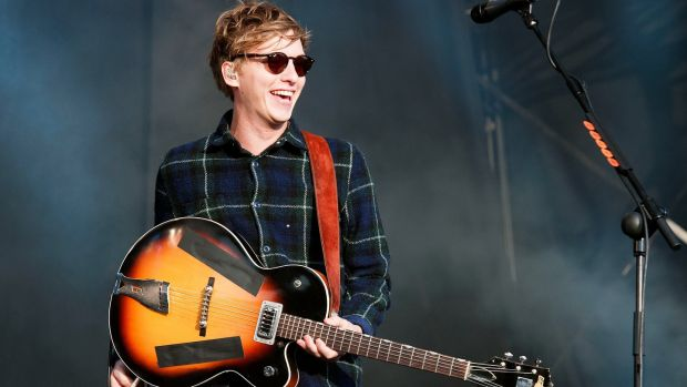George Ezra: three nominations. Photograph: Dave Meehan/The Irish Times