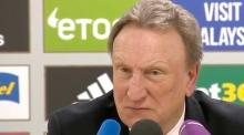 Neil Warnock on Brexit: 'To hell with the rest of the world'