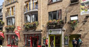 Barnacles Hostel, Temple Bar, Dublin: the new owners have since signed a 25-year lease with the Irish hotel group Key Collection