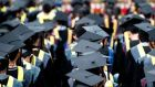 Satisfaction levels with the quality of higher education graduates  and further education and training graduates  are virtually neck-and-neck, a new report has found. Photograph: Getty Images