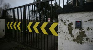 Since the Thornton Hall prison site was acquired almost €20 million has been spent on consultancy and legal fees along with works. File photograph: Nick Bradshaw