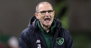 Martin O'Neill looks set to take over at Nottingham Forest. Photograph: PA