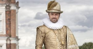Please don't tell me I look ridiculous: Danny Dyer in Danny Dyer's Right Royal Family