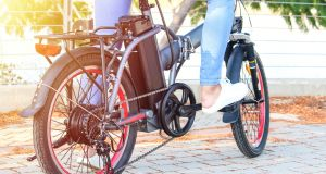 Ebikes offer more mobility to older and/or less physically-fit riders than that offered by traditional bikes