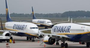 Ryanair claims Vola committed the alleged wrongs by using information obtained or 'scraped' from the Ryanair website.