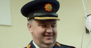 Assistant commissioner Fintan Fanning is currently suspended and under investigation by Gsoc but is due to retire in August File photograph: Brenda Fitzsimons/The Irish Times