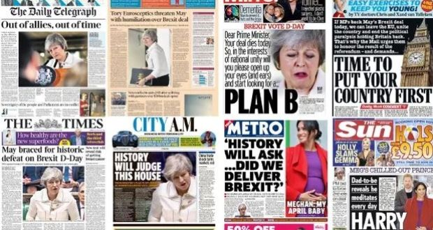 Daily newspapers have played a key role in shaping the debate on Brexit