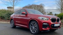 Our Test Drive: the BMW X4