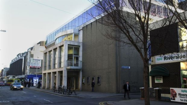 "The Abbey Theatre: ""We fight over our national theatres the same way we fight over our country."" Photograph: Cyril Byrne/Irish Times"