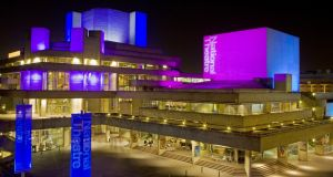 "The Royal National Theatre in London: ""A national theatre isn't just an organisation that puts on plays. It is also a symbol."" Photograph: Scott E Barbour/Getty"