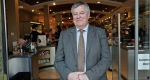 Joe Doyle, who sold the Donnybrook Fair group to Musgrave Group last year. Photograph: Eric Luke