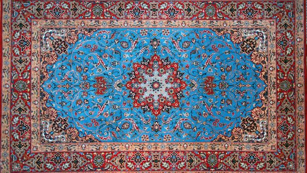 Pile Your Money Into A Persian Carpet