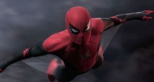 Spider-Man swings into action in Far from Home