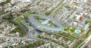 Cost overruns have brought  the current estimate of the cost of the new National Children's Hospital to €1.433 billion compared with €650 million in August 2015.