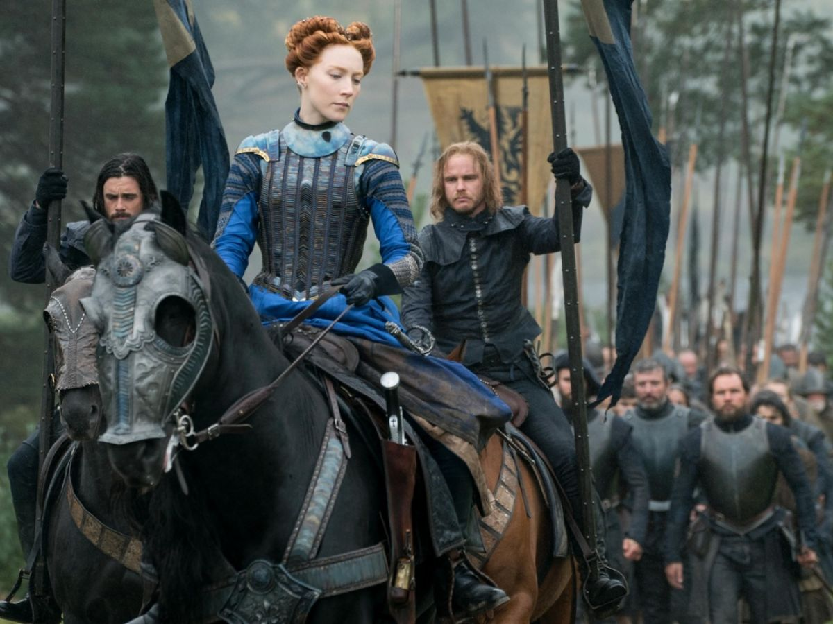 Mary Queen of Scots: Apart from Saoirse Ronan it's drab and pedestrian