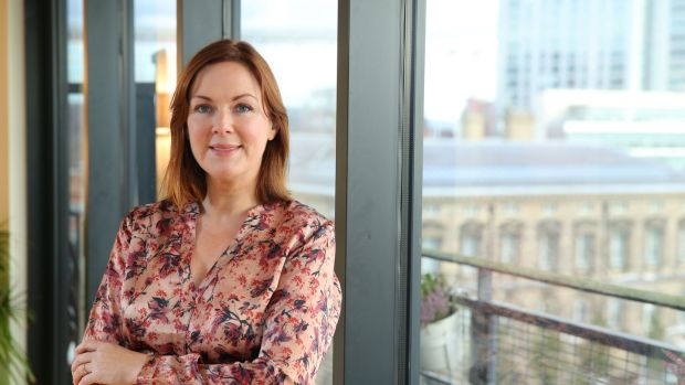Angela McGowan, head of the Confederation of British Industry Northern Ireland.