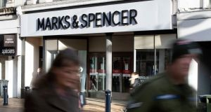 Marks & Spencer in Huddersfield, Yorkshire: over 1,000 jobs   are at risk as the retailer announced its latest round of store closures as part of a drastic transformation plan. Photograph: Danny Lawson/PA Wire