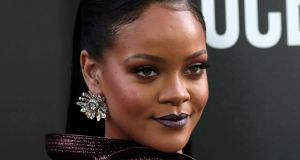 Rihanna uses the Fenty trademark to sell cosmetics, lingerie and sneakers. Photograph: Mike Segar/Reuters