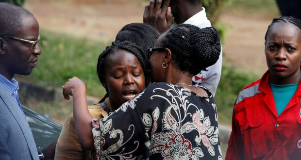 Death toll in terror attack on Nairobi hotel rises to 21