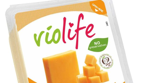 Violife works well for those who can't or do not want to eat soya or cashews