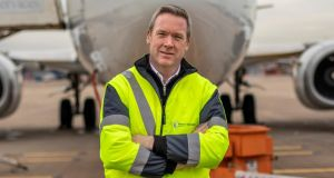 Ken O'Toole: as chief executive of Stansted, he's steering the airport's £600 million expansion plan