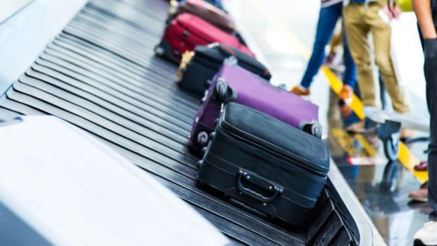Customer service: Stansted Airport plans to transfer luggage on passengers' behalf. Photograph: iStock/Getty