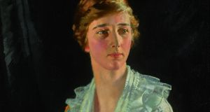 Lot: 170: Miss Dorothy Styles by Sir William Orpen, €45,276-€67,914, Sotheby's