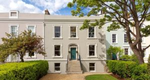 1 Cliff Terrace, Sandycove, Co Dublin: the refurbished two-storey-over-basement house sold for just over €2 million