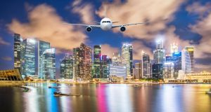 Ireland faces stiff competition from other aviation hubs that have emerged in recent years such as Singapore.