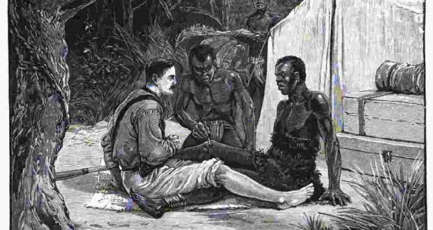 Thomas Heazle Parke, the first Irishman to cross Africa