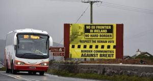 A guarantee against a hard Border has been demanded to 'protect the Belfast Agreement in all its parts', although no part of the agreement requires it.