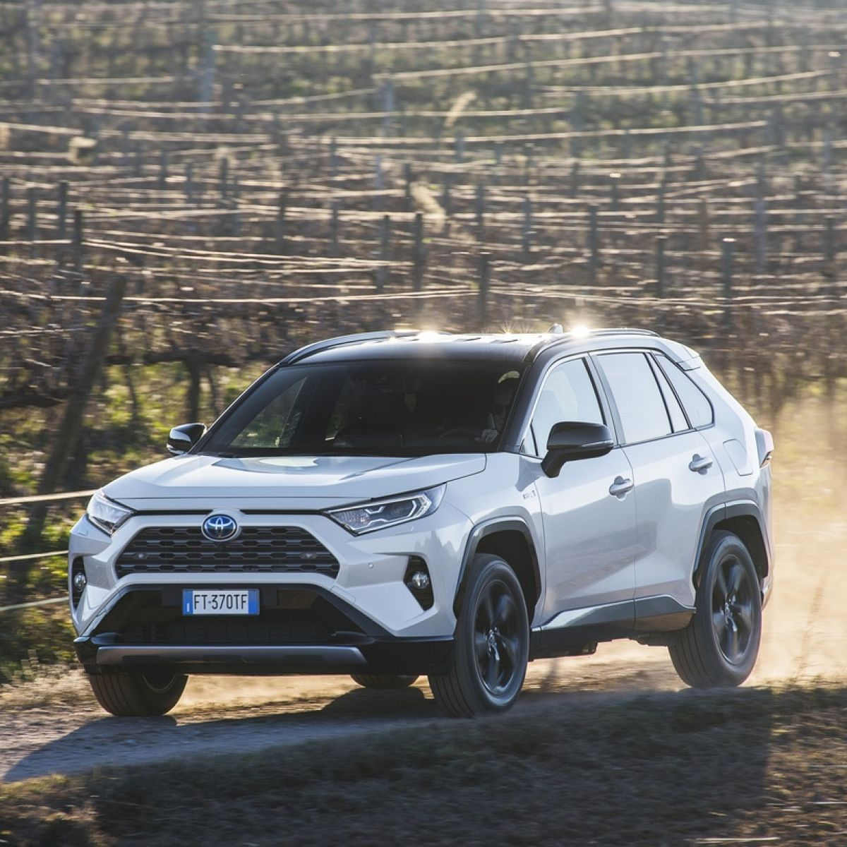 Toyota S Rav4 Goes Back To Its 4x4 Roots