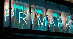 Primark's total sales in the UK rose 1 per cent – exceeding internal expectations in a market which declined year on year. Photograph: iStock