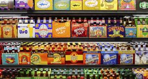"The ""Flagship February"" initiative aims to remind drinkers of the founding beers that sometimes seem a little lost in the vast mix of newbies and one-offs on the shelves these days. Photograph: Getty Images"