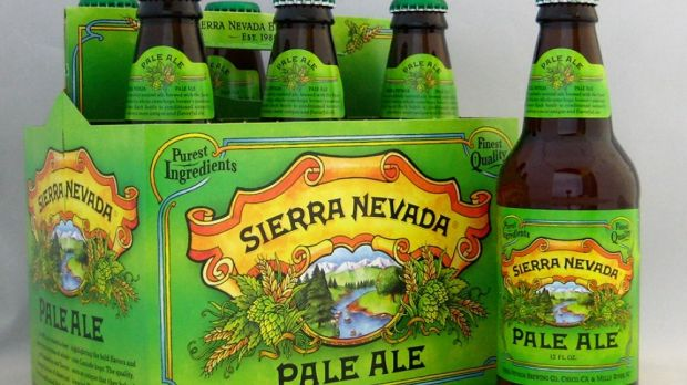 Trail-blazer: Sierra Nevada is one of the original craft beers of the US
