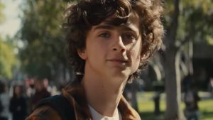 Timothée Chalamet as Nicholas in Beautiful Boy