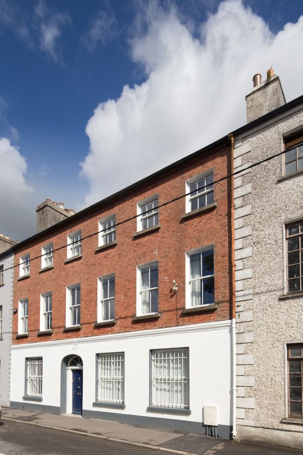 The agents described the property as being 'in need of considerable renovation and restoration'. Photograph: Paul Tierney