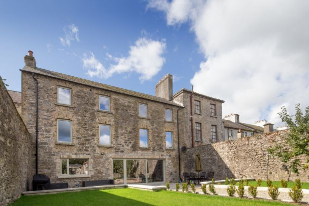 Cassidys Distillery, Monasterevin - The National Trust for Ireland