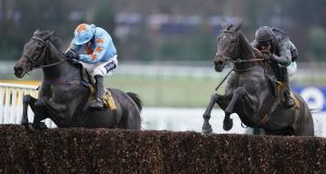 Un De Sceaux and Altior won't renew acquaintances in this weekend's Clarence House Chase at Ascot. Photograph: Alan Crowhurst/Getty