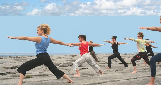 Burren Yoga