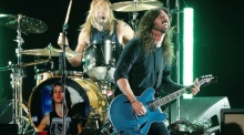 Foo Fighters and Metallica lead star-studded Chris Cornell tribute concert