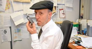 Michael Healy Rae says every household  should be given a single-use breathalyser. Photograph: Justin Farrelly