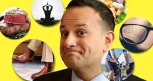 Leo Varadkar: some of the 40 things he should know on his 40th – do yoga, avoid cycling, cut out meat, avoid supplements, get reading glasses