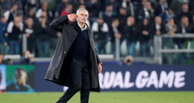 """6efda6b4f Jose Mourinho  """"We are not any more in a time when the coach by"""