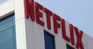Netflix faces increasing competition from established TV and movie producers. Photograph: Lucy Nicholson/Reuters