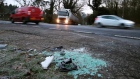Eyewitness describes pulling Britain's Prince Philip from smashed car