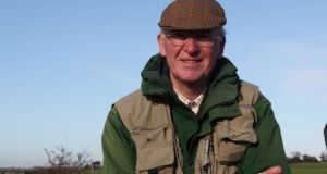 Peter O'Reilly: when researching his four books he  gathered information from every lough and river in Ireland going, like a detective, to people in local angling clubs, checking, and then double-checking, his facts