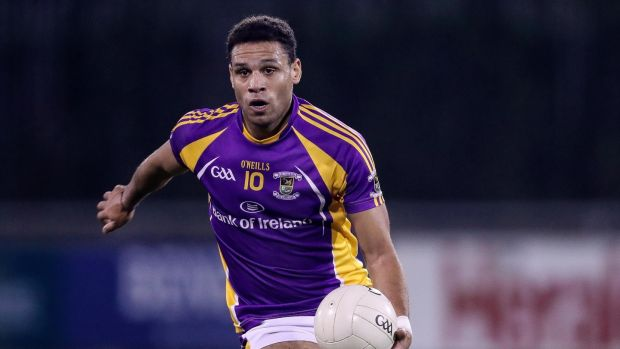 Craig Dias: Kilmacud Crokes player said he has encountered racism twice as a footballer. Twice too often. Photograph: Tommy Dickson/Inpho